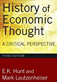 img - for History of Economic Thought: A Critical Perspective book / textbook / text book