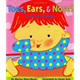Toes, Ears, & Nose! A Lift-the-Flap Book ~ Marion Dane Bauer