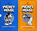 img - for Walt Disney's Mickey Mouse: Vols. 3 & 4 Collector's Box Set (Walt Disney's Mickey Mouse) book / textbook / text book