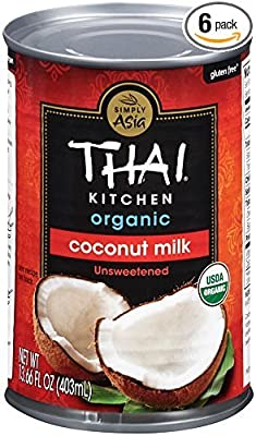 Thai Kitchen Organic Coconut Milk, Unsweetened