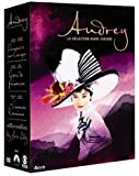 echange, troc Best of Audrey Hepburn : My fair lady + Diamants sur canapé + Vacances romaines + Drôle de frimousse - coffret 4 DVD