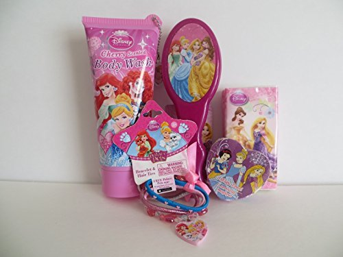 Disney Princess 5 Pc Gift Set