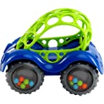 O Ball Rattle and Roll Car Assorted C...