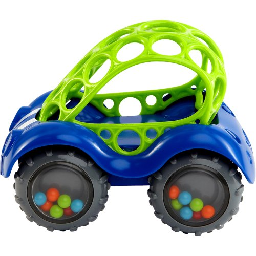 O Ball Rattle and Roll Car