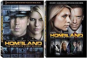 Homeland: Complete Seasons 1-2 from 20 Century Fox