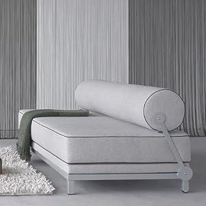 Softline sleep day bed schlafsofa hellgrau keder - Ambientedirect bewertung ...