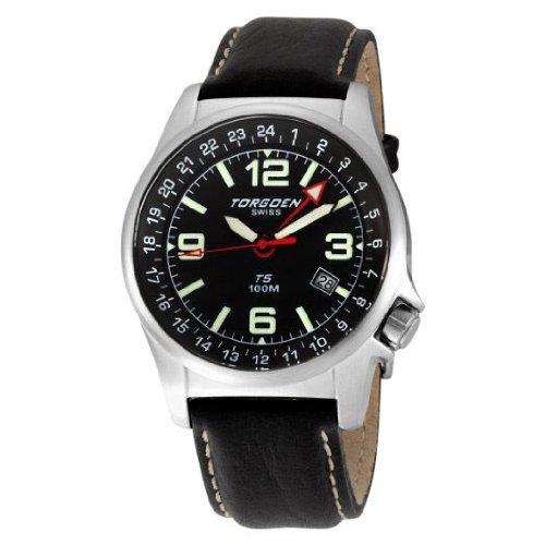 Torgoen T50102S02 - Reloj de mujer de cuarzo, correa de plástico color varios colores