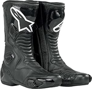 Alpinestars S-MX 5 Boots - 10.5 US / 45 Euro/Black