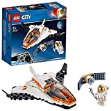 LEGO 60224 -  City Satelliten-Wartungsmission, Bauset - LEGO