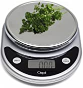 Amazon.com: Ozeri Pronto Digital Multifunction Kitchen and Food Scale, Elegant Black: Kitchen & Dining