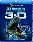 Sea Monsters: A Prehistoric Adventure 3D (National Geographic) [Blu-ray] [2009]