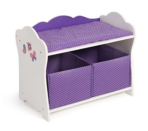 puppen wickeltisch preise vergleichen und g nstig einkaufen bei der preis. Black Bedroom Furniture Sets. Home Design Ideas