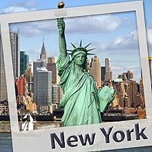 New York. L'audioguide | Livre audio Auteur(s) : Olivier Lecerf Narrateur(s) : Olivier Lecerf