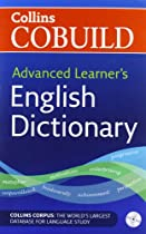 Collins COBUILD Advanced Learner's English Dictionary: New edition with CD-ROM