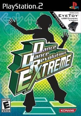 Dance Dance Revolution Extreme - Playstation 2