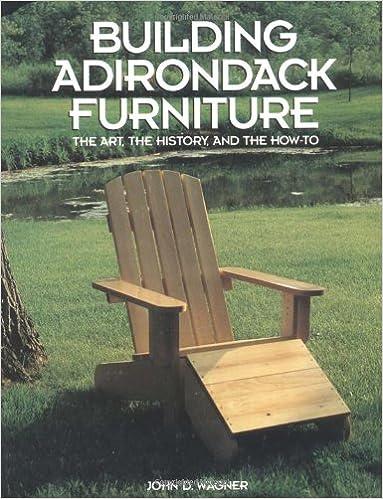 Diy Backyard Shed Plans Building Adirondack Furniture