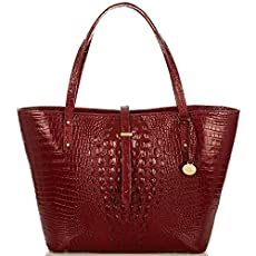 All Day Tote<br>Carmine Red Melbourne