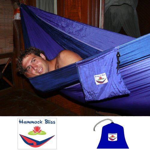 Hammock Bliss Double Portable Backpacking