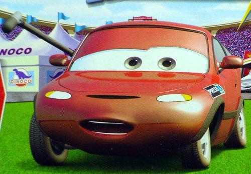 Mattel Disney Cars 1:55 Die Cast Car Andrea