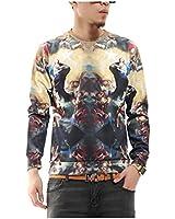 Pizoff Unisex Religious Sweatshirts