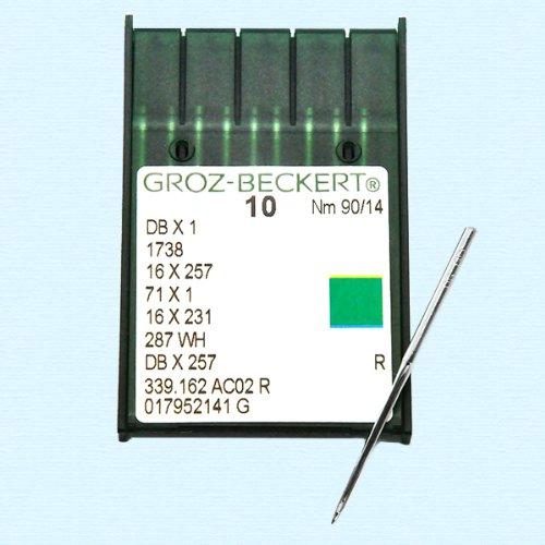 Best Deals! Groz-Beckert GB 16X231 ~ Nm 90/14 (Pack of 10 Needles)