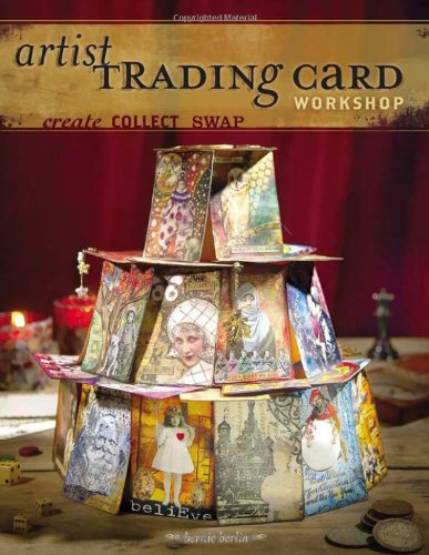 Artist Trading Cards Workshop: Create, Collect, Swap