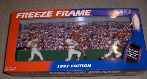 1997 Juan Gonzalez MLB Freeze Frame Starting Lineup Figure