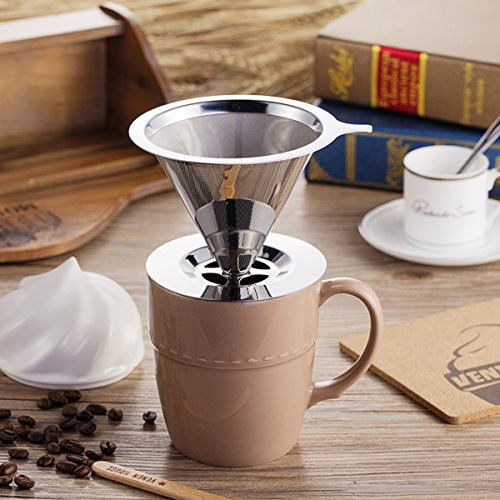 Superjare 1-4 Cups Reusable