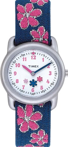 Timex Children's Flowers Stretch Band Watch #T74951