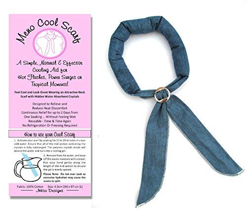 denim-meno-cool-scarf-cooling-gel-neck-wrap-plus-gold-slider-reusable-natural-non-toxic-menopause-ho