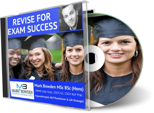 Revise For Exam Success Hypnotherapy Cd - Imagine Being More Motivated To Revise And Then Being Able To Recall More Of It On Your Exam Day. This Recording Is Designed For Doing This And Being Your Best Exam Buddy