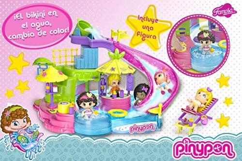 PinyPon - Parque acuático con figura (Famosa 700010254)