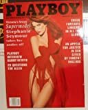 Playboy Magazine FEBRUARY 1993 2/93 STEPHANIE SEYMOUR