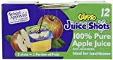#2: Calypso Apple Juice Shot 12 x 85 ml (Pack of 4, Total 48 Shots)