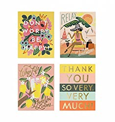 Rifle Paper Co. Happy Set