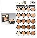Mehron Celebre Pro HD Foundation- different shades (DK3)