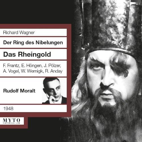 El Oro Del Rin (F.Hongen) - Wagner - CD