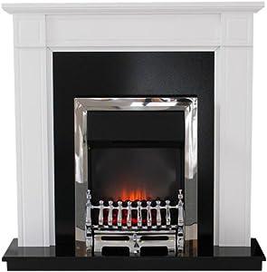 The Georgian Electric Fireplace by Adam