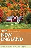 Fodor's New England