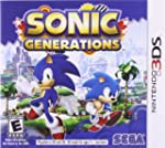 Sonic Generations - Nintendo 3DS Stan...