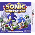 Sonic Generations - Nintendo 3DS Standard Edition