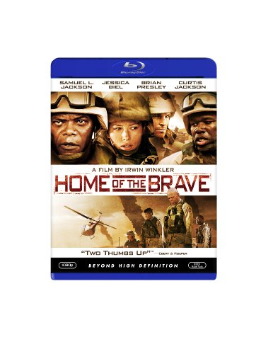 Blu-ray : Home Of The Brave (Pan & Scan)