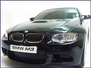 GK ž BMW M3 ž 1/24 RC Car / Black