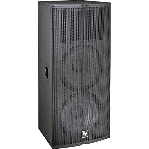"Electro-Voice Tx2152 Tour-X 2-Way Dual 15"" Pa Speaker Black"
