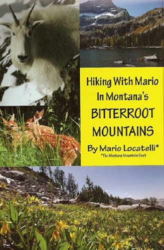 Hiking with Mario in Montana's Mountain