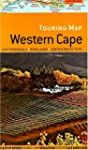 Touring Map Western Cape: Cape Penins...