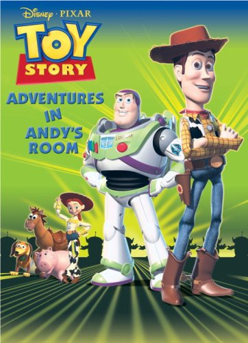 Adventures in Andy's Room (Disney/Pixar Toy Story 3) (Deluxe Coloring Book)Adventures in Andy's Room (Disney/Pixar Toy Story 3) (Deluxe Coloring Book)