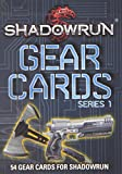 Shadowrun Gear Cards 1