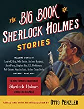 The Big Book of Sherlock Holmes Stories (       UNABRIDGED) by Otto Penzler - editor Narrated by Nicholas Guy Smith,  full cast