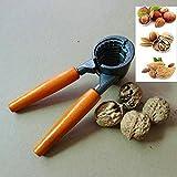 Quick Walnut Cracker Nutcracker Sheller Nut Opener Kitchen Tool Plier New